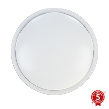 APLED - LED Plafón con sensor LENS R TRICOLOR LED/18W/230V + emergencia