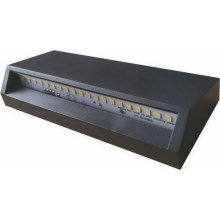 Aplique LED para exterior LED/3W/230V IP65