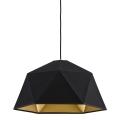 Argon 3372 - Lámpara colgante SAVONA 1xE27/60W/230V