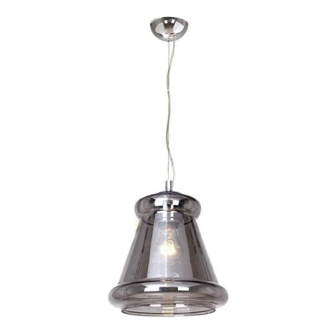 Azzardo AZ0453 - Lámpara suspendida con alambre KEN 1xE27/60W/230V