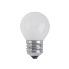 Bombilla industrial BALL FROSTED E27/25W/230V