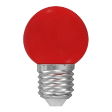 Bombilla LED COLOURMAX E27/1W/230V