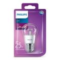 Bombilla LED E27/4W/230V 2700K - Philips