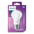 Bombilla LED Philips E27/8W/230V 2700K