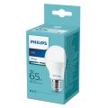 Bombilla LED Philips E27/9W/230V 3000K
