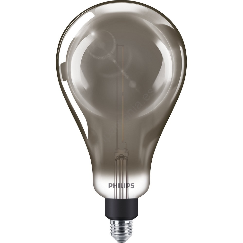 Bombilla LED regulable SMOKY VINTAGE Philips A160 E276,5W230V 4000K