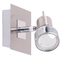 Brilliant - Foco LED de pared KASSANDRA 1xGU10/3W/230V