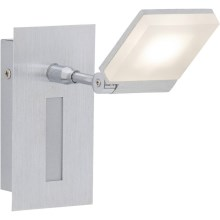 Brilliant - Foco LED de pared PLAXICO LED/6W/230V