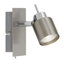 Briloner 2006-012 - Foco LED de pared PIN 1xGU10/5W/230V