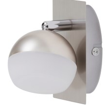 Briloner 2045-012 - Foco LED de pared LED/3,7W/230V