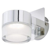 Briloner 2247-018 - Aplique LED de baño SURF 1xLED/5W/230V IP44