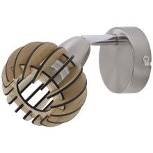 Briloner 2852-011 - Foco de pared RETRO 1xE14/5,5W/230V