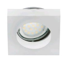 Briloner 7200-016 - Lámpara LED de baño ATTACH 1xGU10/3W/230V