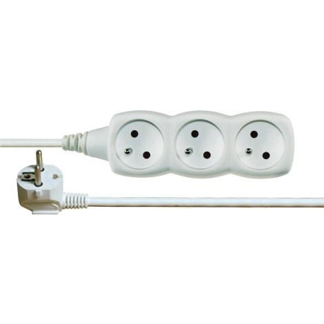 Cable de extensión 3Z 7m 1,0mm2