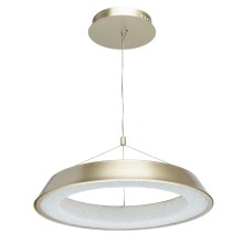 De Markt - LED Lámpara colgante TECHNO LED/40W/230V