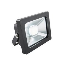 EGLO 18122 - Reflector LED MANTA LED/10W/230V IP65 negro