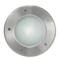 EGLO 27817 - Iluminación empotrable en suelo exterior RIGA 3 1xE27/15W