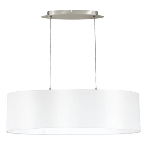 Eglo 31609 - Lámpara colgante MASERLO 2xE27/60W/230V