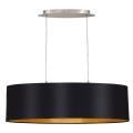 Eglo 31611 - Lámpara colgante MASERLO 2xE27/60W/230V