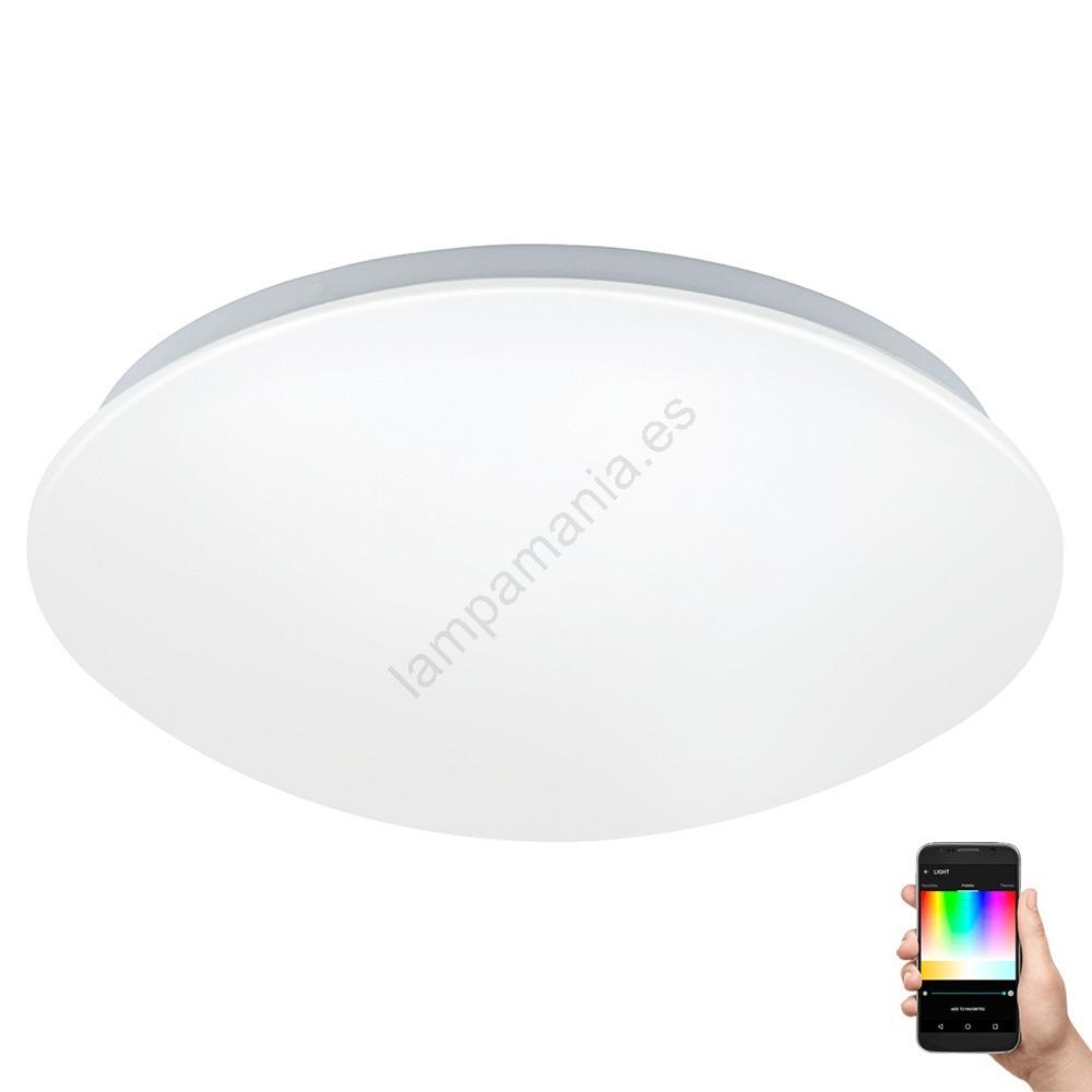 Eglo 32589 LED Plafón regulable GIRON C LED17W230V