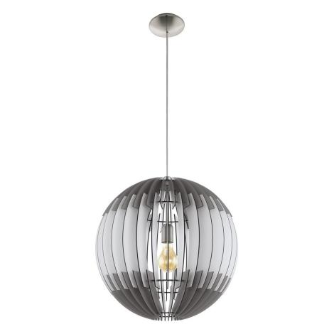 Eglo 79138 Lámpara suspendida con alambre OLMERO 1xE2760W230V