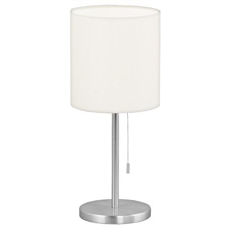 Eglo 82811 - Lámpara de mesa SENDO 1xE27/60W/230V