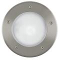 EGLO 86189 - Iluminación empotrable en suelo exterior RIGA 3 1xE27/15W