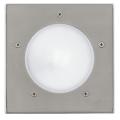 EGLO 88063 - Iluminación empotrable en suelo exterior IP67 RIGA 3 1xE27/15W