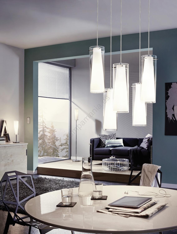 EGLO 89836 Lámpara de pie PINTO 1xE2760W