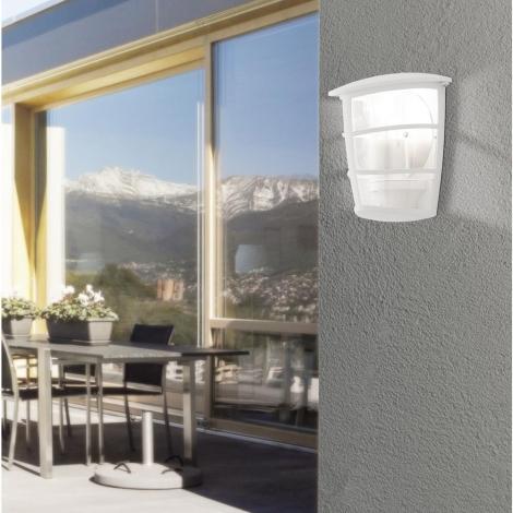 Eglo 93403 Aplique LED exterior ALORIA 1xE278,5W230V IP44