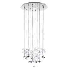 Lámparas colgantes de cristal Eglo | Lampamania