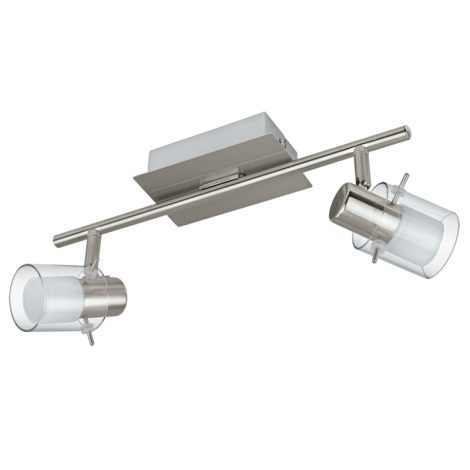 Eglo 93818 - Foco LED SPARANO 2xLED/5W/230V