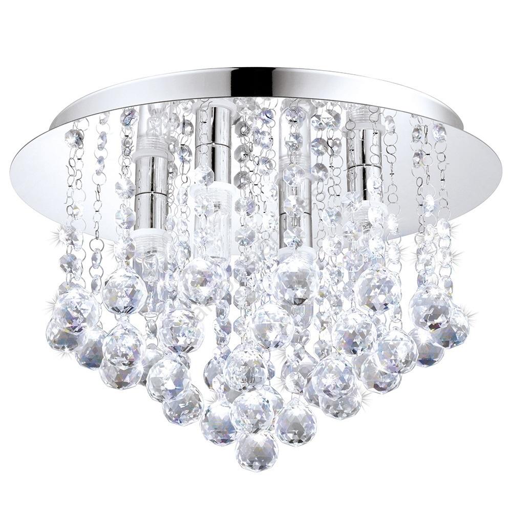 Eglo 94878 Iluminación LED para el baño ALMONTE 4xLED2,5W230V IP44