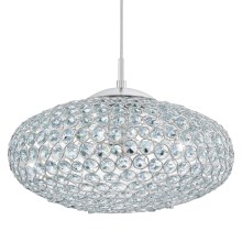 Lámparas colgantes de cristal | Lampamania