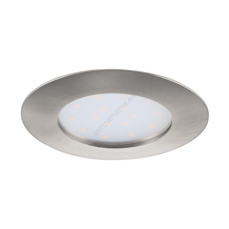 Eglo 95889 Iluminación LED empotrada de techo PINEDA 1 1xLED12W230V