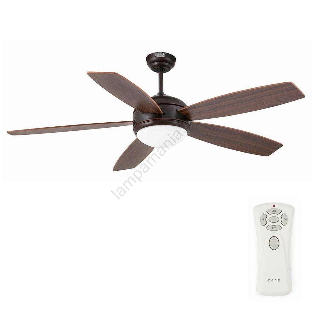 FARO 33314 Ventilador de techo VANU 1xE2760W230V