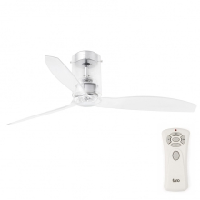 FARO 33393 - Ventilador de techo MINI TUBE FAN con mando a distancia