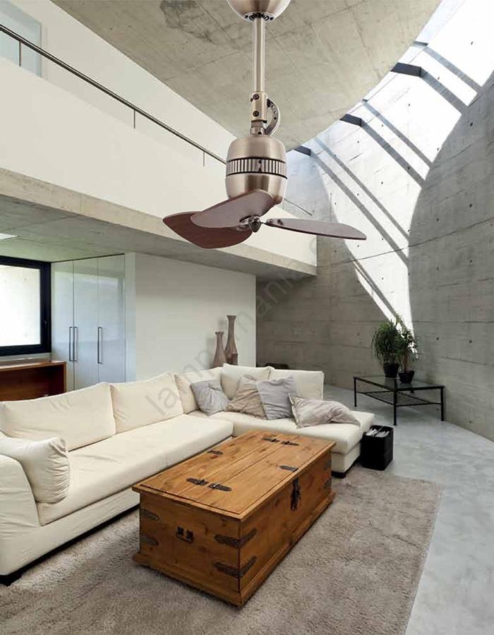 Faro Barcelona 33450 VEDRA Ventilador de techo sin luz