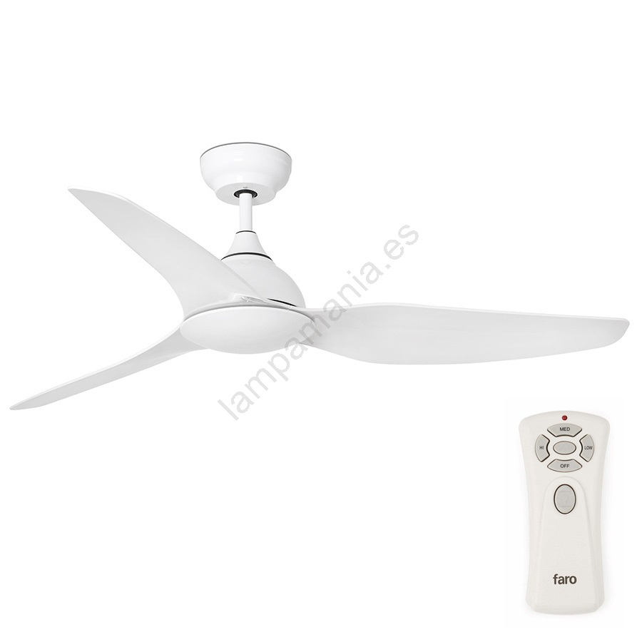 FARO 33770 Ventilador de techo SIOUX con mando a distancia