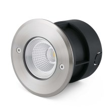 FARO 70592N - LED Lámpara empotrable exterior SURIA-3 LED/3W/230V IP67