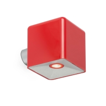 FARO 70654 - Aplique LED exterior SQUARE 1xLED/3W/230V IP54
