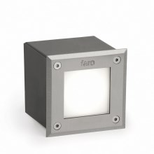 FARO 71497N - LED Lámpara empotrable exterior LED/3W/230V IP67 6000K