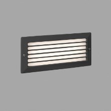 FARO 72095 - Lámpara empotrable LED exterior STRIPE-1 LED/5W/230V IP54
