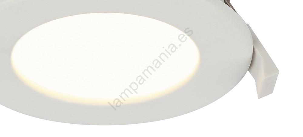 Iluminación Globo Para Regulable Led Baño 12390 1xled9w230v Unella 9d El FlT1JcK