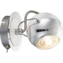 Globo 57883-1 - Foco LED de pared CHARLEY 1xGU10/5W/230V