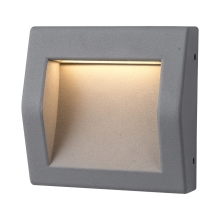 Greenlux GXPS061 - Iluminación LED de escaleras exterior WALL LED/3W/230V IP54