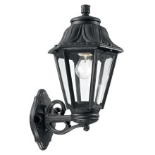 Ideal Lux - Aplique exterior 1xE27/60W/230V IP44