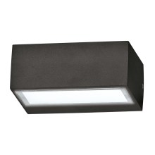 Ideal Lux - Aplique exterior 1xG9/35W/230V IP44