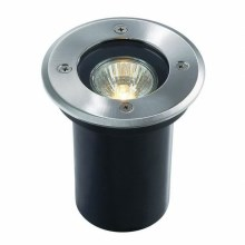 Ideal Lux - Iluminación empotrable en suelo 1xGU10/20W/230V IP65