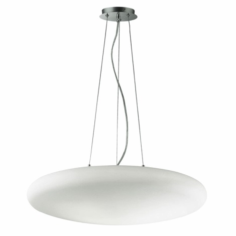 Ideal Lux - Lámpara colgante 3xE27/60W/230V